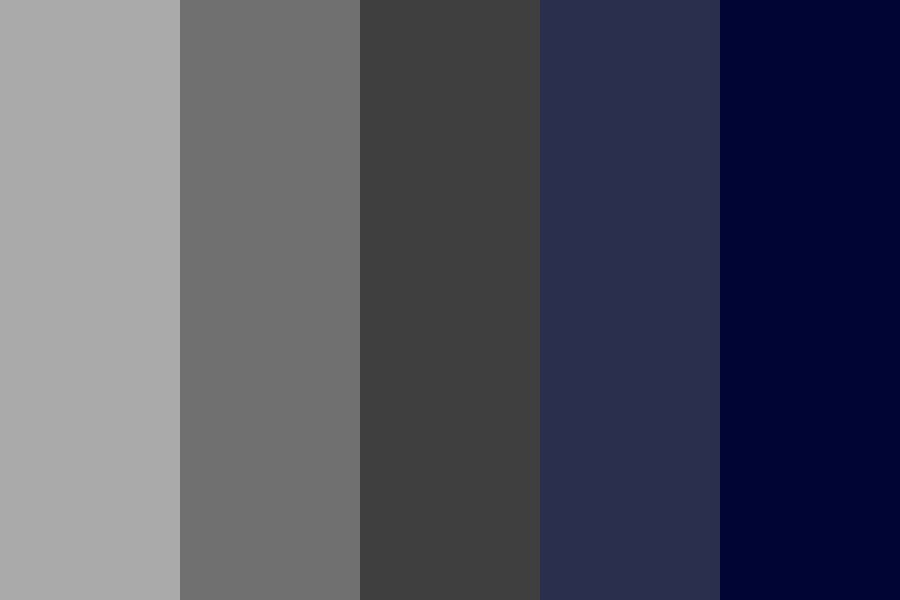 Modern Glass Color Palette