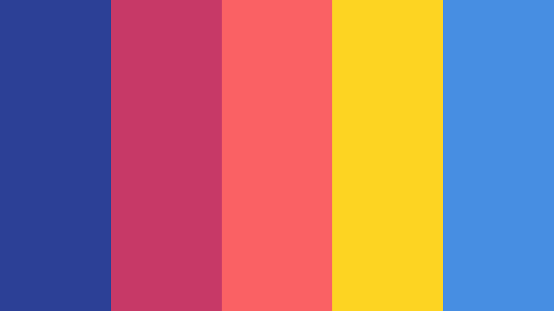 Modern Tints Color Palette