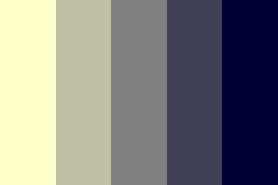 Moon Lights Color Palette