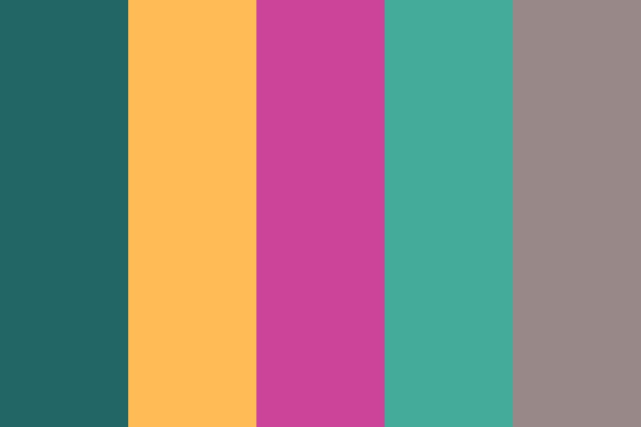 Moon River Color Palette