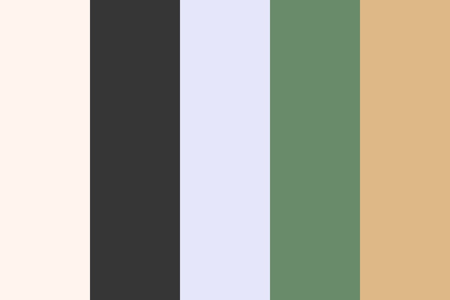 Moon Sea Color Palette