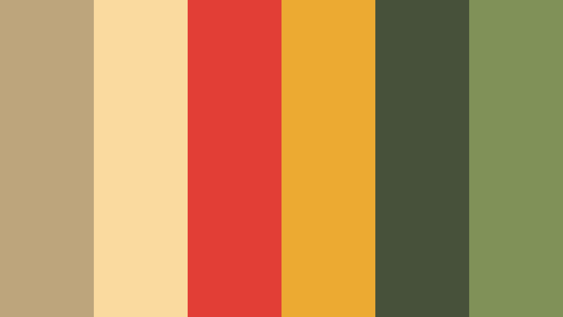 More For Me Color Palette