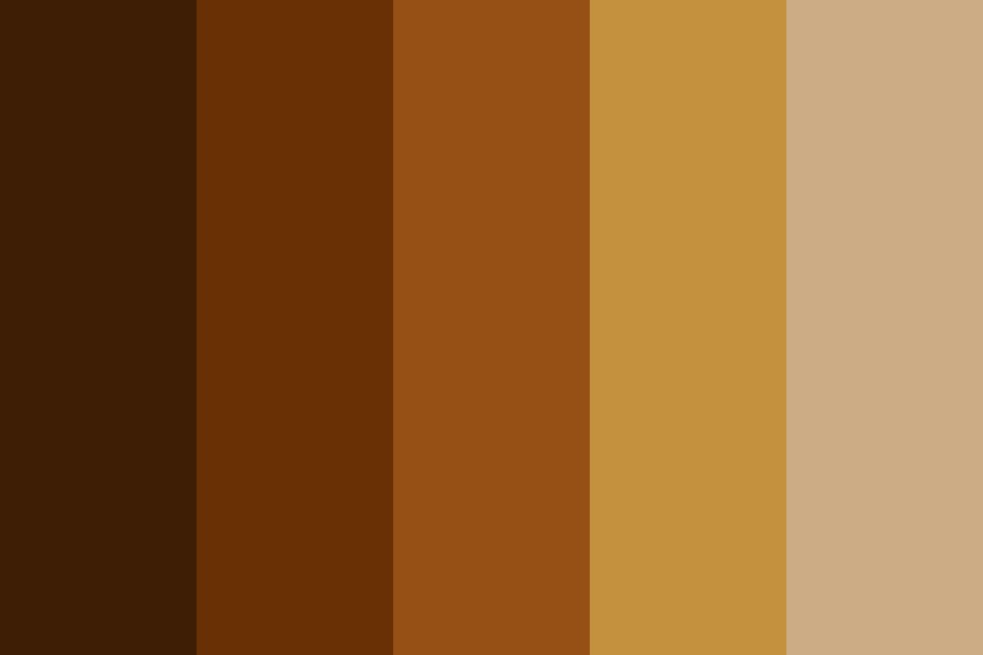 Morning Coffee Color Palette