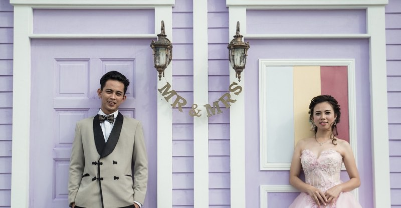 Mr And Mrs Lavender Color Palette