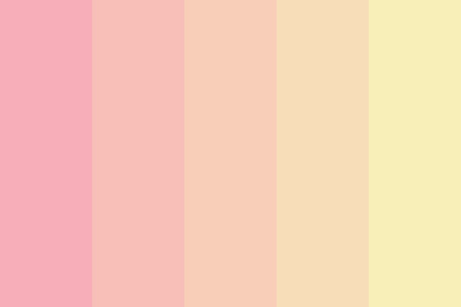 Muted Sunset Color Palette