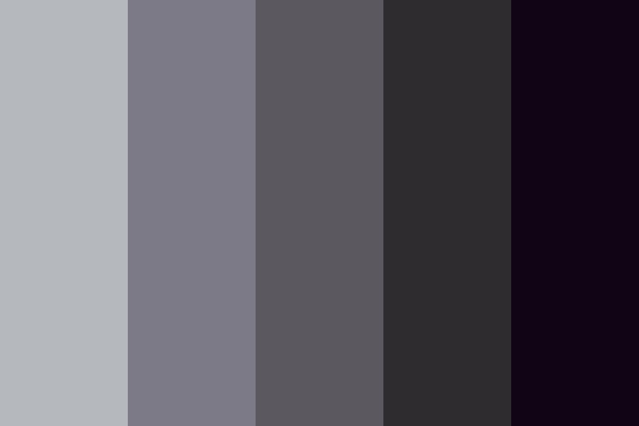 My Friend Got Clean Then Od Life Is Just That Dark Color Palette