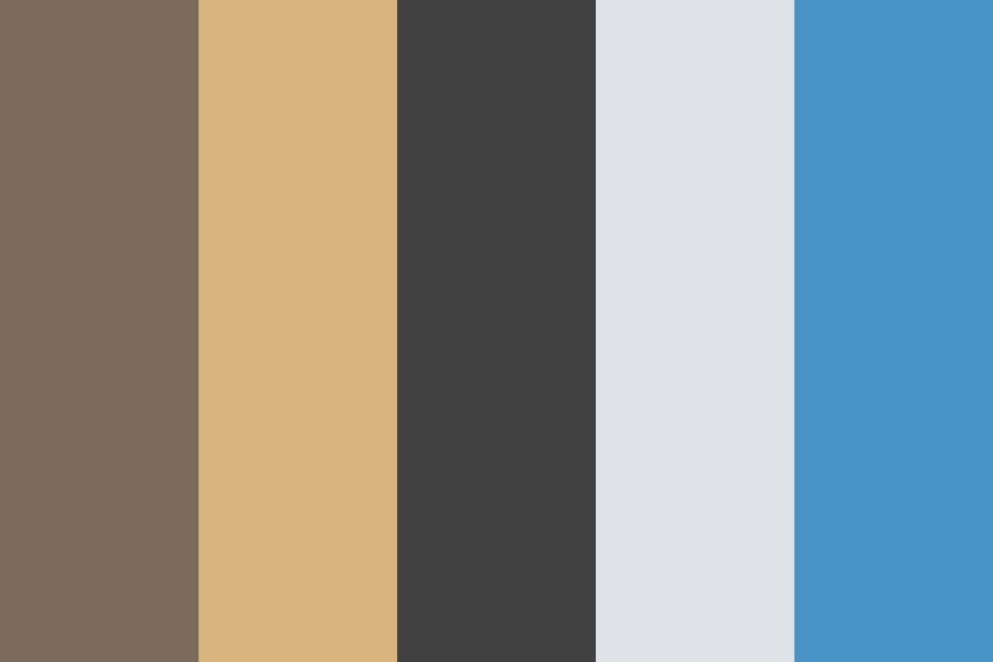 My Picture Of A Beach Color Palette