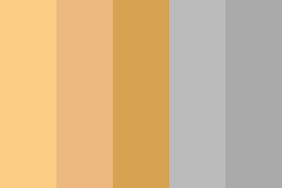 My Skin Tones Color Palette