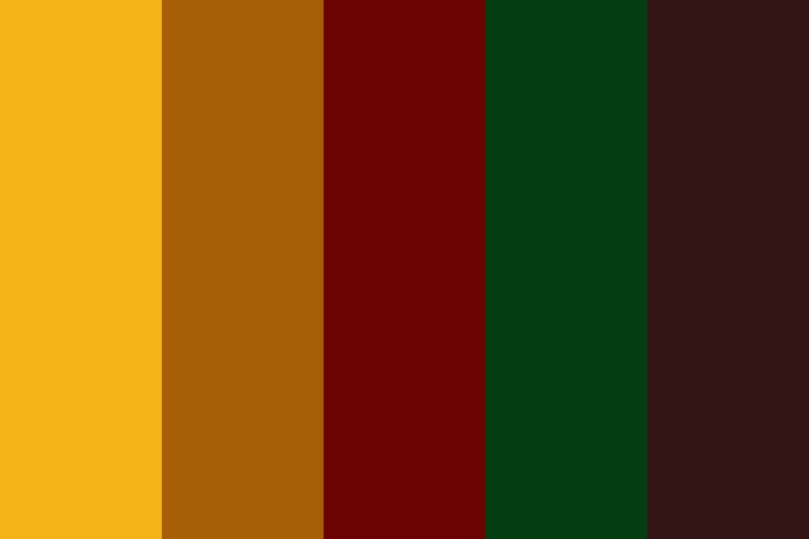 My Wanted Aesthetic Color Palette