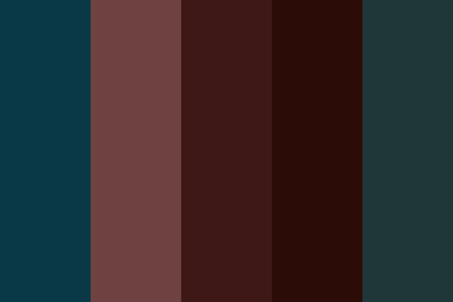 Natural Halo Color Palette