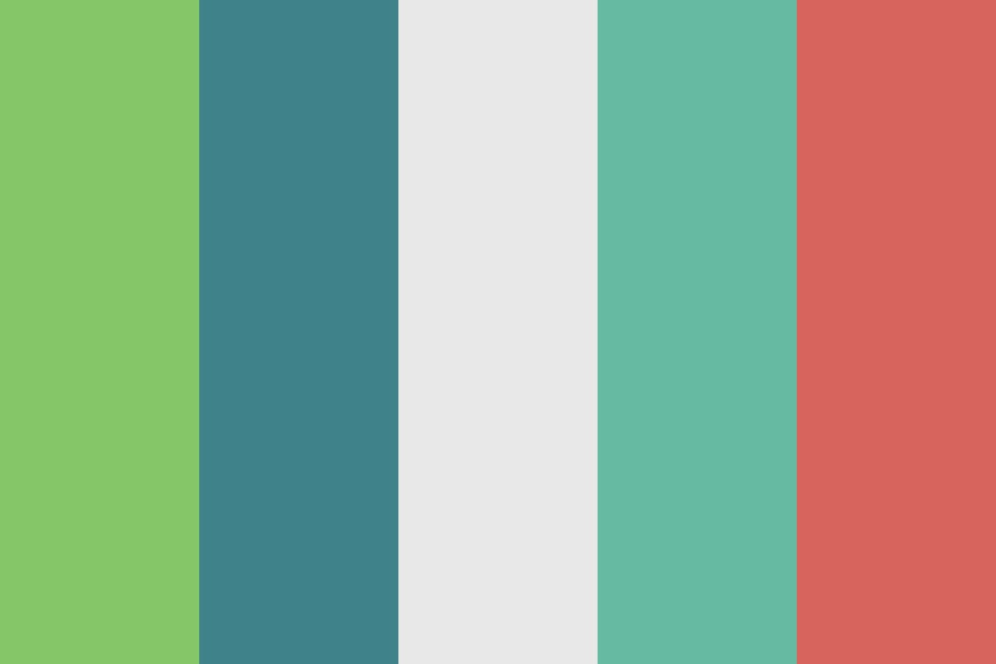 Nature And Life Color Palette