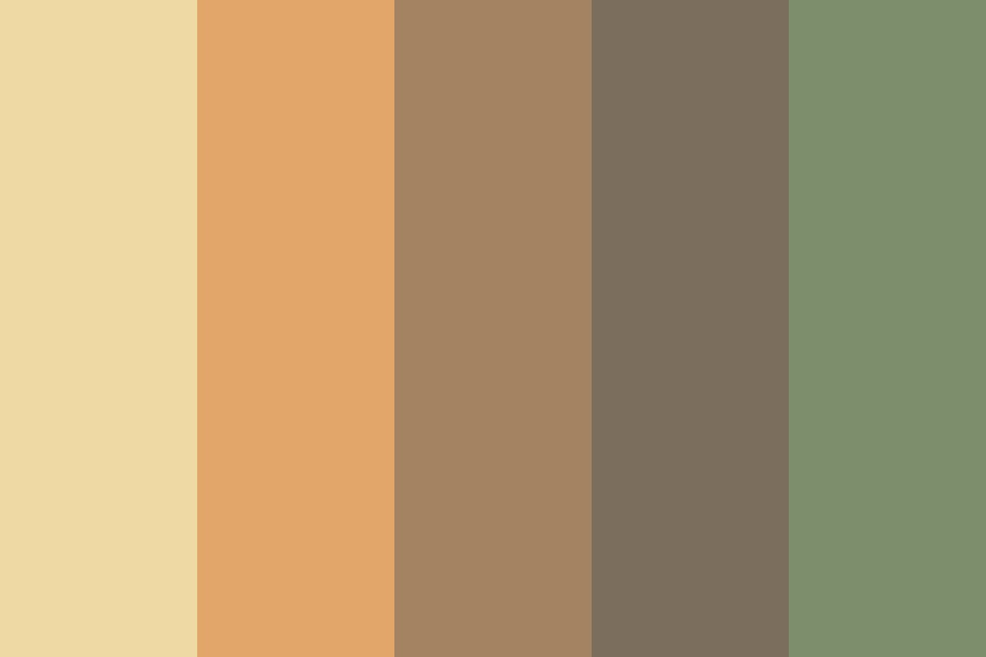 Nature Country Color Palette