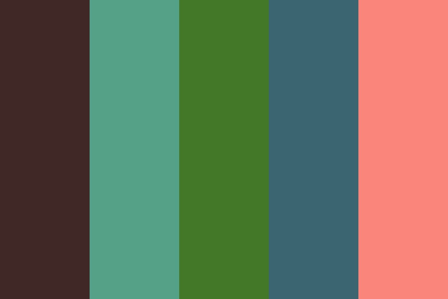 Nature Innit Color Palette
