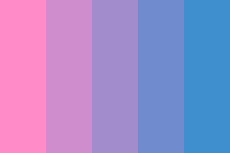 Neon Nights Color Palette
