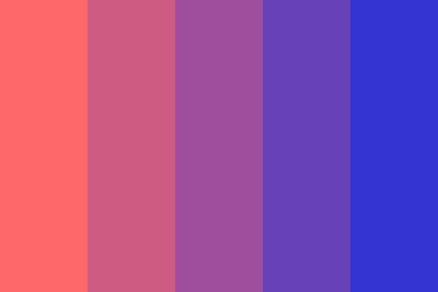 Never Quite The Cherry Sunset Color Palette