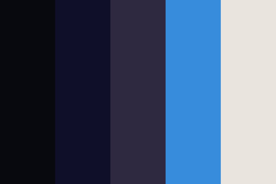 New Blackrock Shooter Color Palette