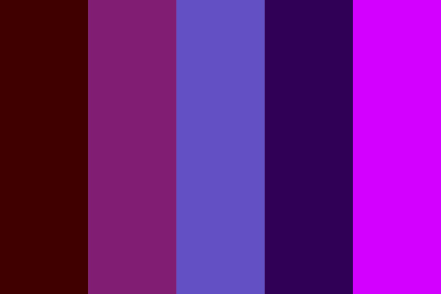 Night Club Color Palette