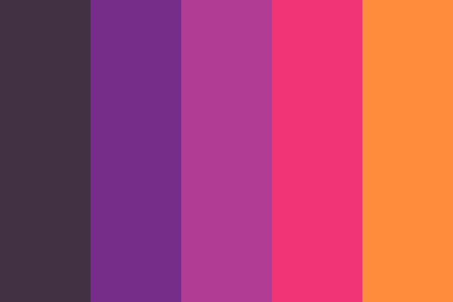 Night Jam Color Palette