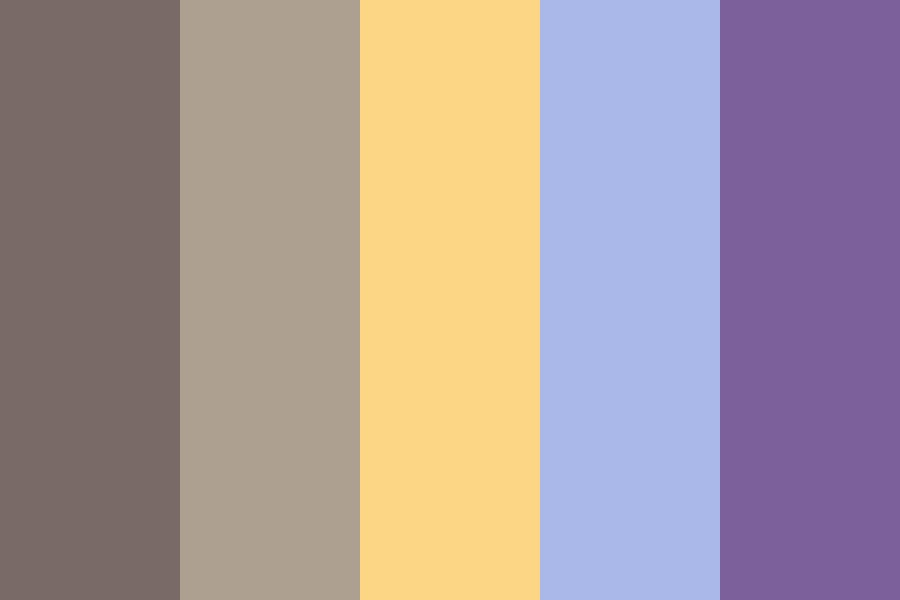 Night On The Town Color Palette