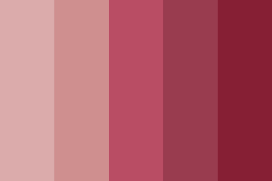 Night Out Color Palette
