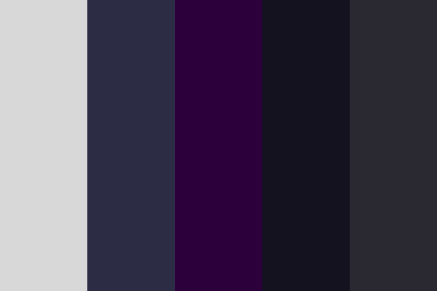 Night Shades Color Palette