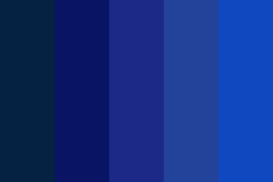 Night To Dawn Color Palette