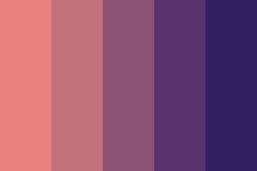 Night To Morning Color Palette