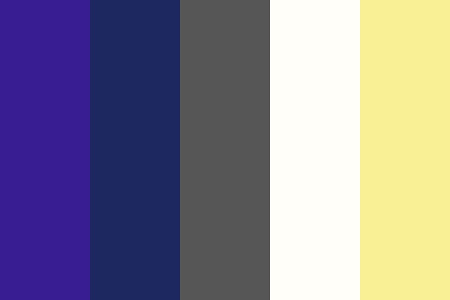 Night Under The Stars Color Palette