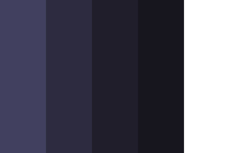 Night Wing Color Palette