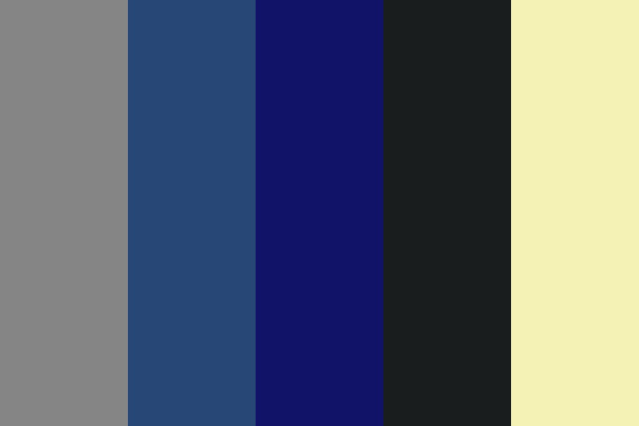 Nightlock Color Palette