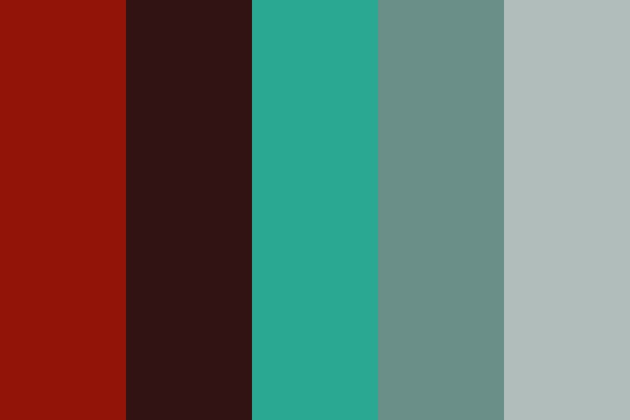 Nightvibes Color Palette