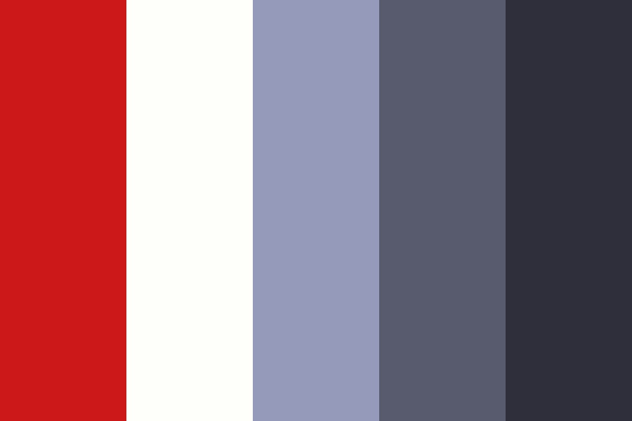 Nightwatch Color Palette