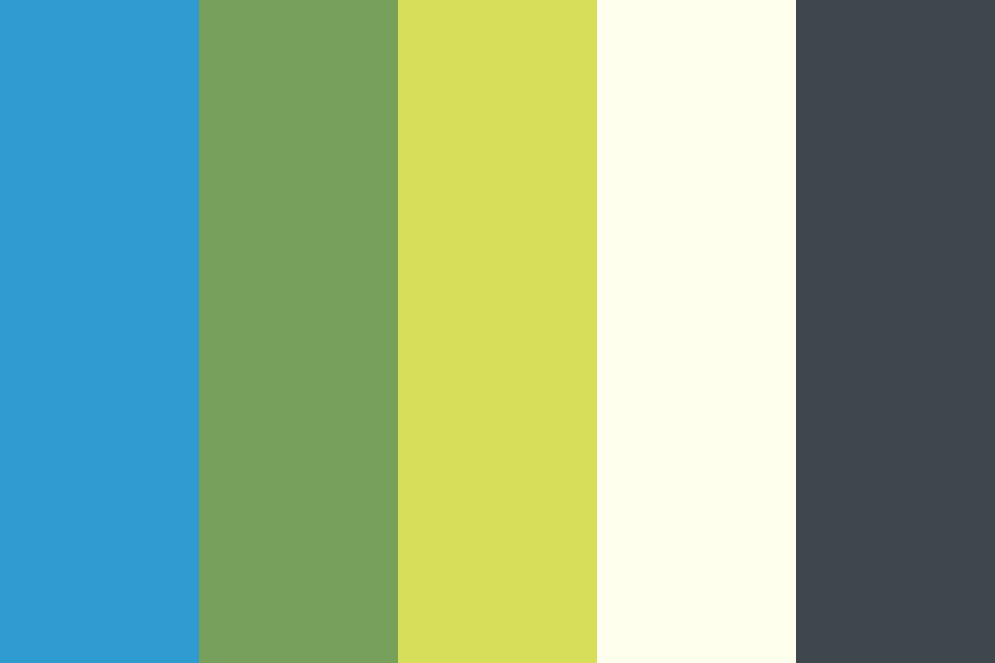 No Embly Required Color Palette