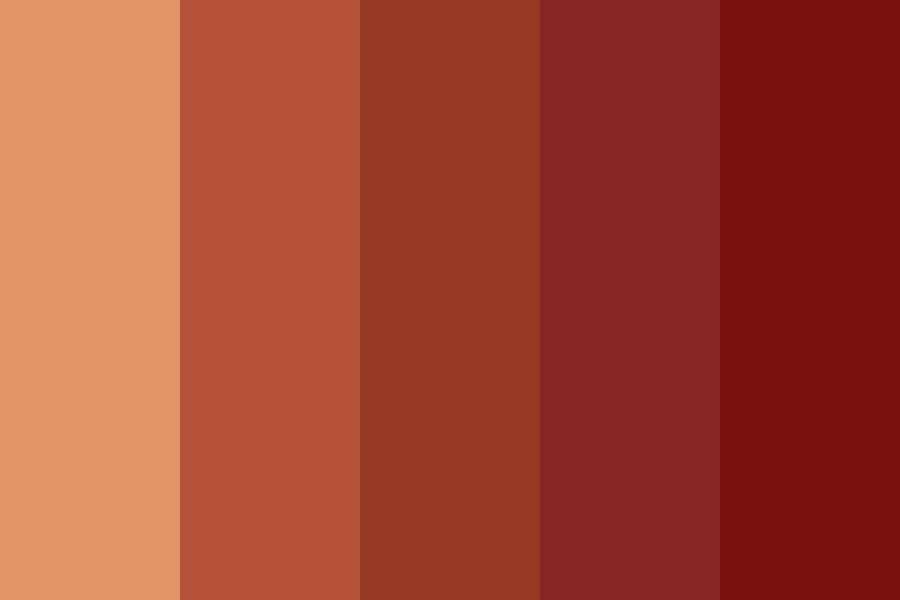Not Gonna Steal Your Boyfriend Color Palette