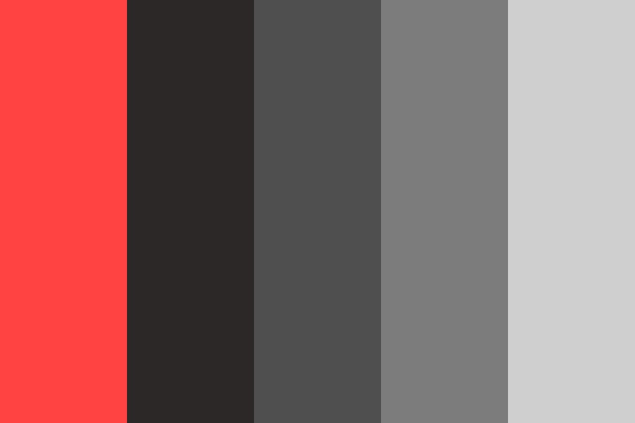 Nylon Midnight Color Palette