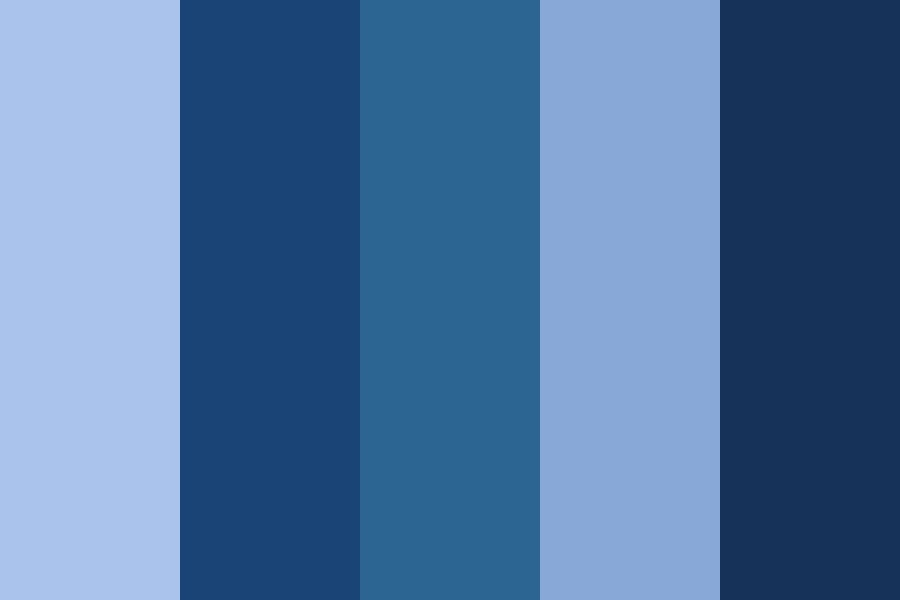 Oceanic Vibes Color Palette