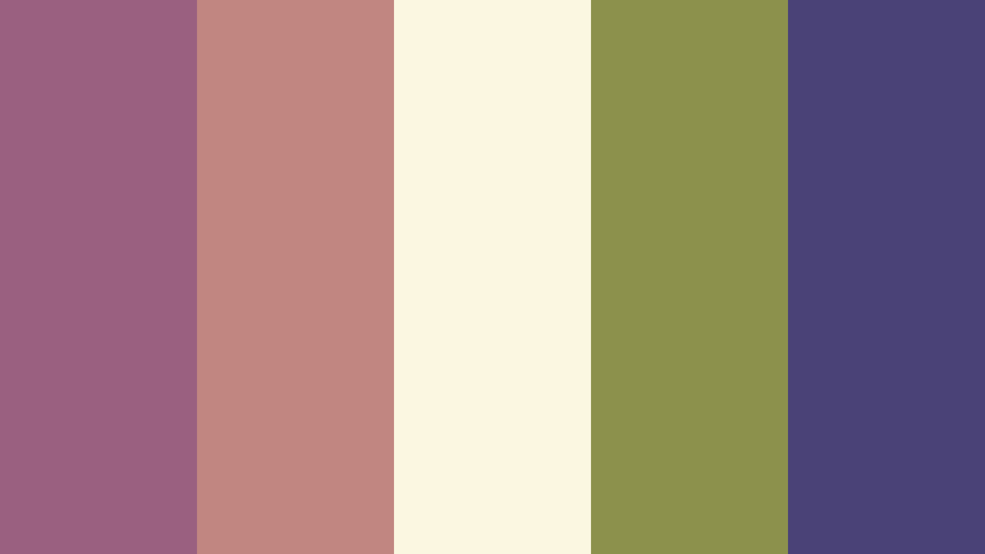 Old Days Color Palette
