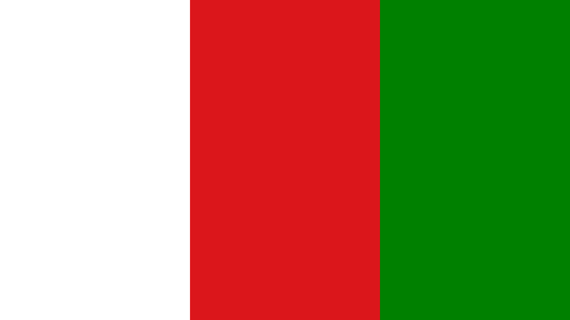 Oman Flag Colors