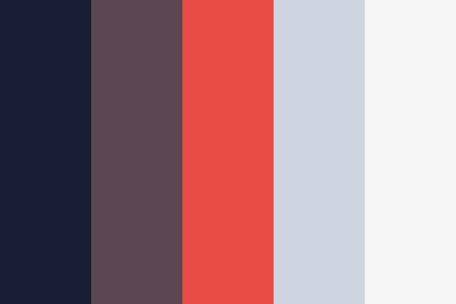 One Direction Midnight Memories Album Color Palette