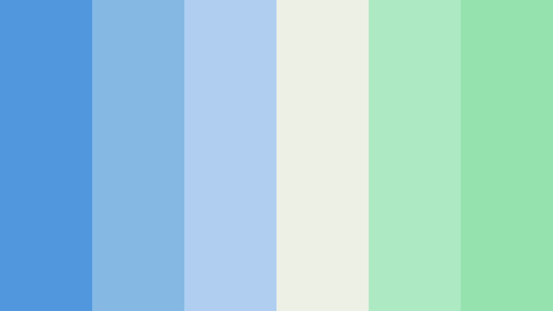 One Drop Color Palette