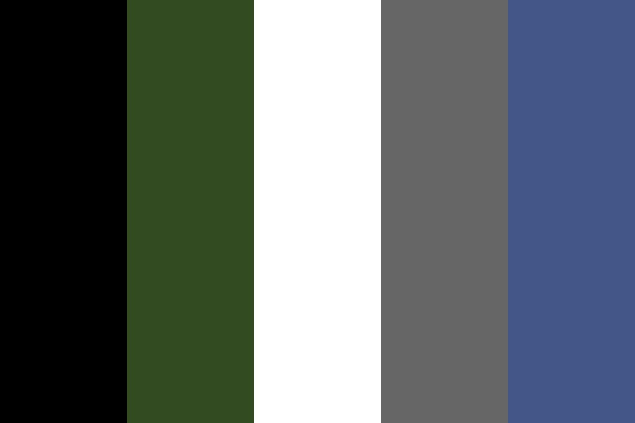Orphan Black Color Palette