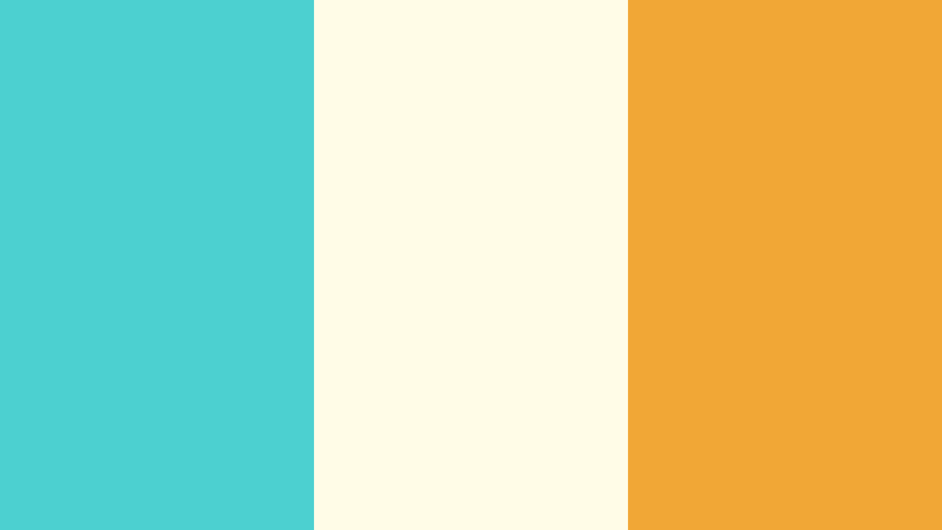 Outstanding Turquoise & Orange Color Palette