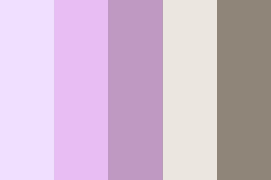 Painting Spring Color Palette