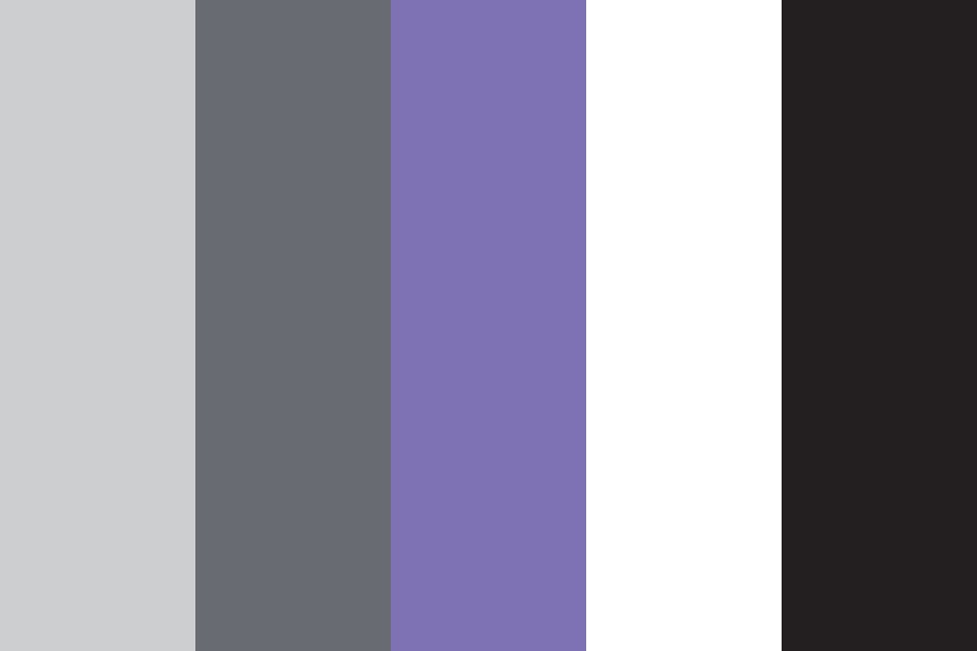 Panduit Grayscale Color Palette