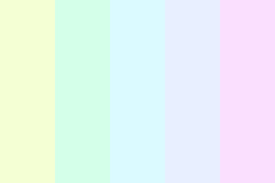 Pastel Colorss Color Palette