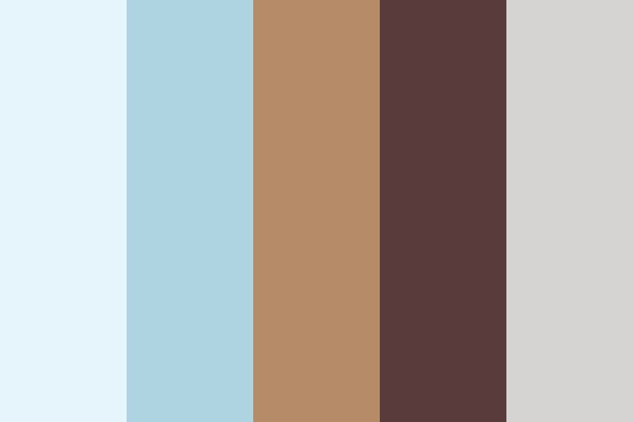 Pastel Kitchen Color Palette