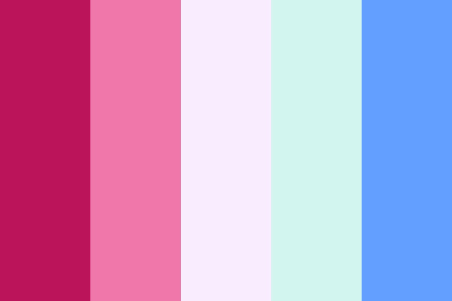 Pastel Lollipops Color Palette