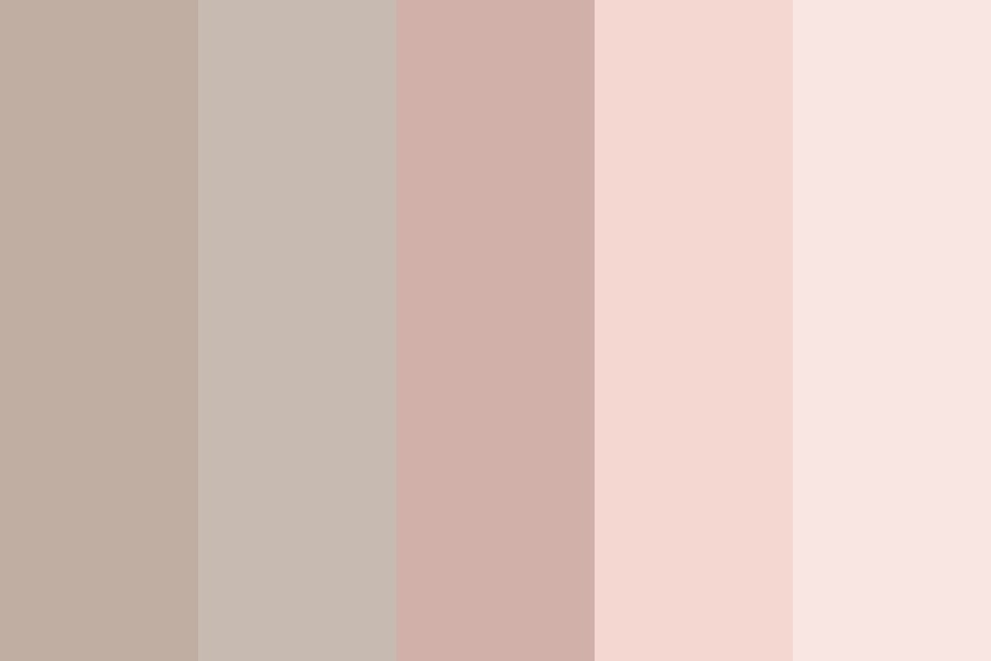 Pastel Mornings Color Palette