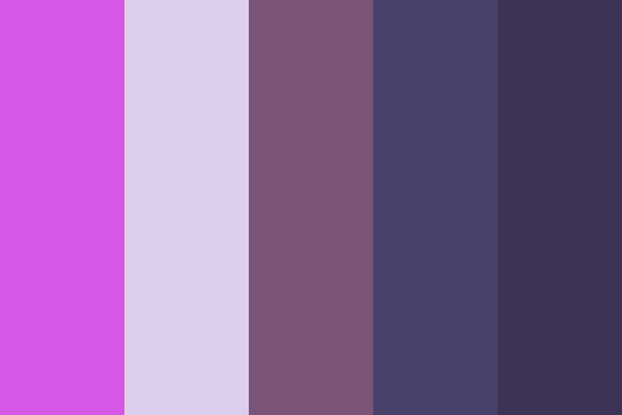 Pastel Witch Extra Color Palette