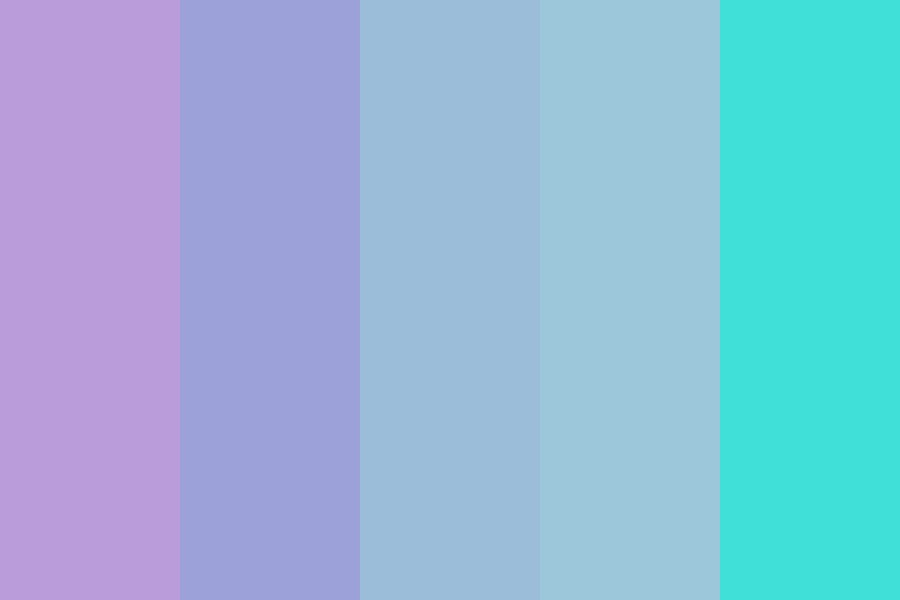 Pasteler Than I Meant To Make Color Palette